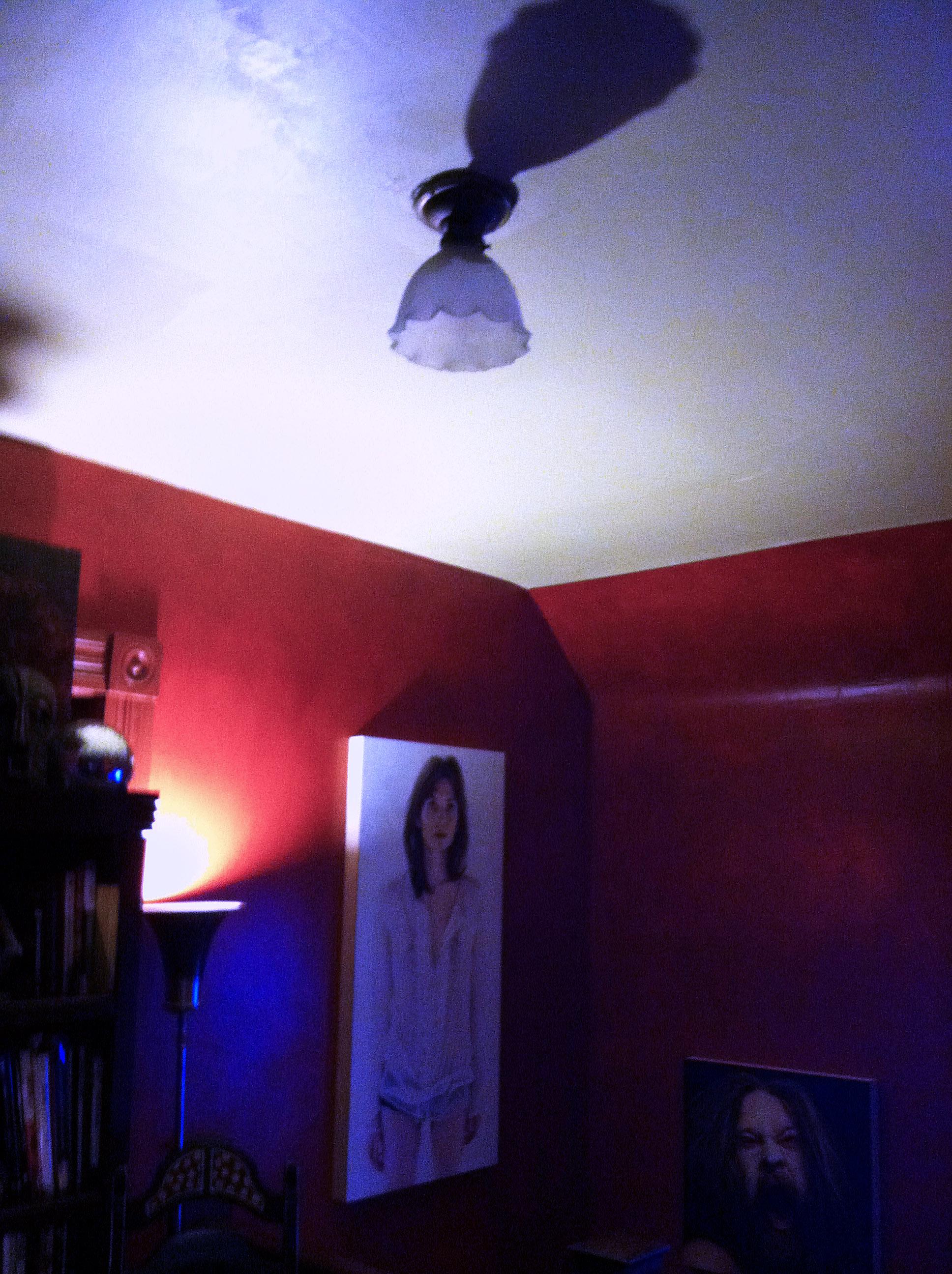 artsy lighting. AFTER \u2013 Funky Artsy Light. Lightbefore Lighting