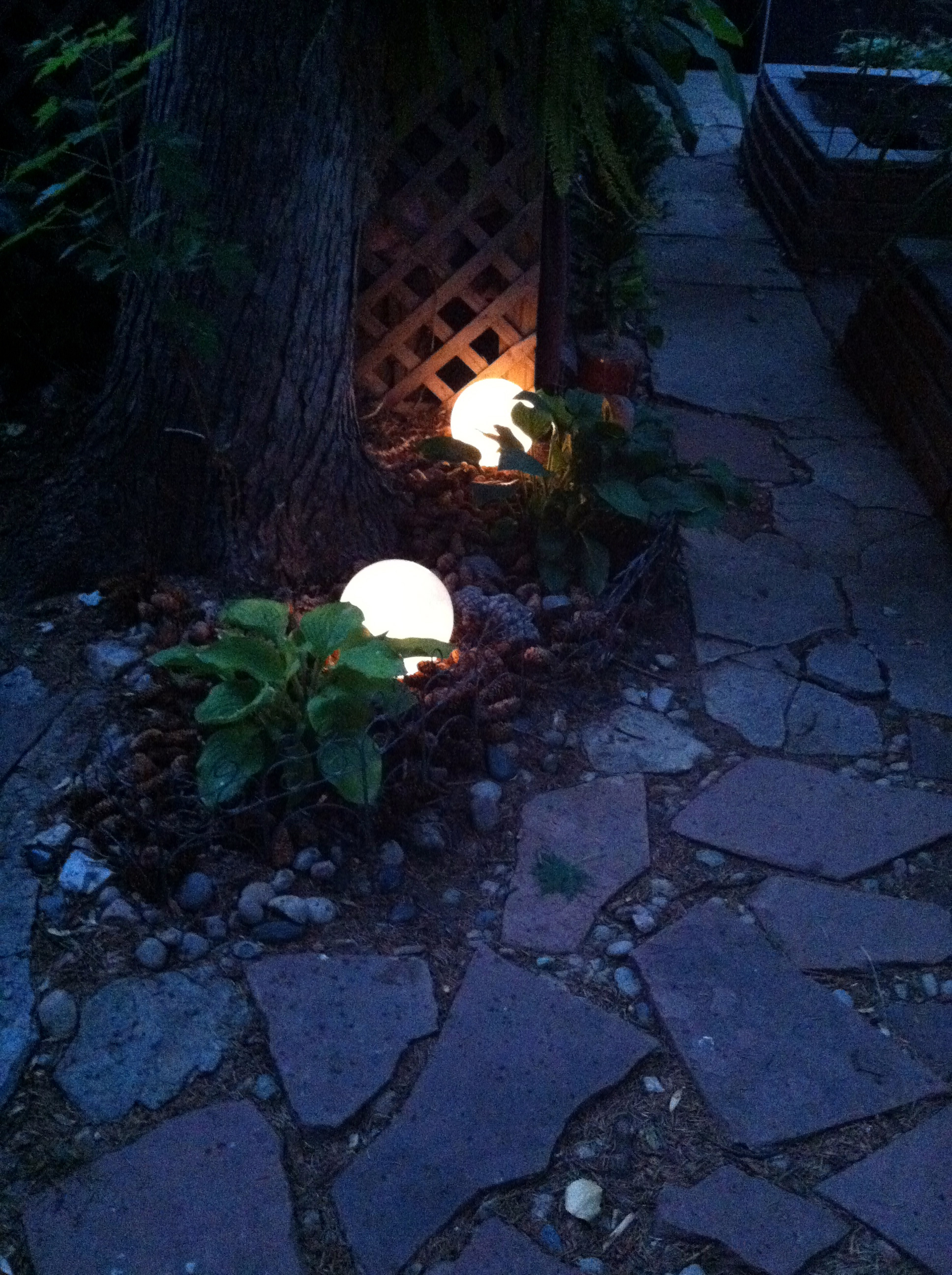 perhaps the best outdoor garden lighting idea ever u2026diy high end