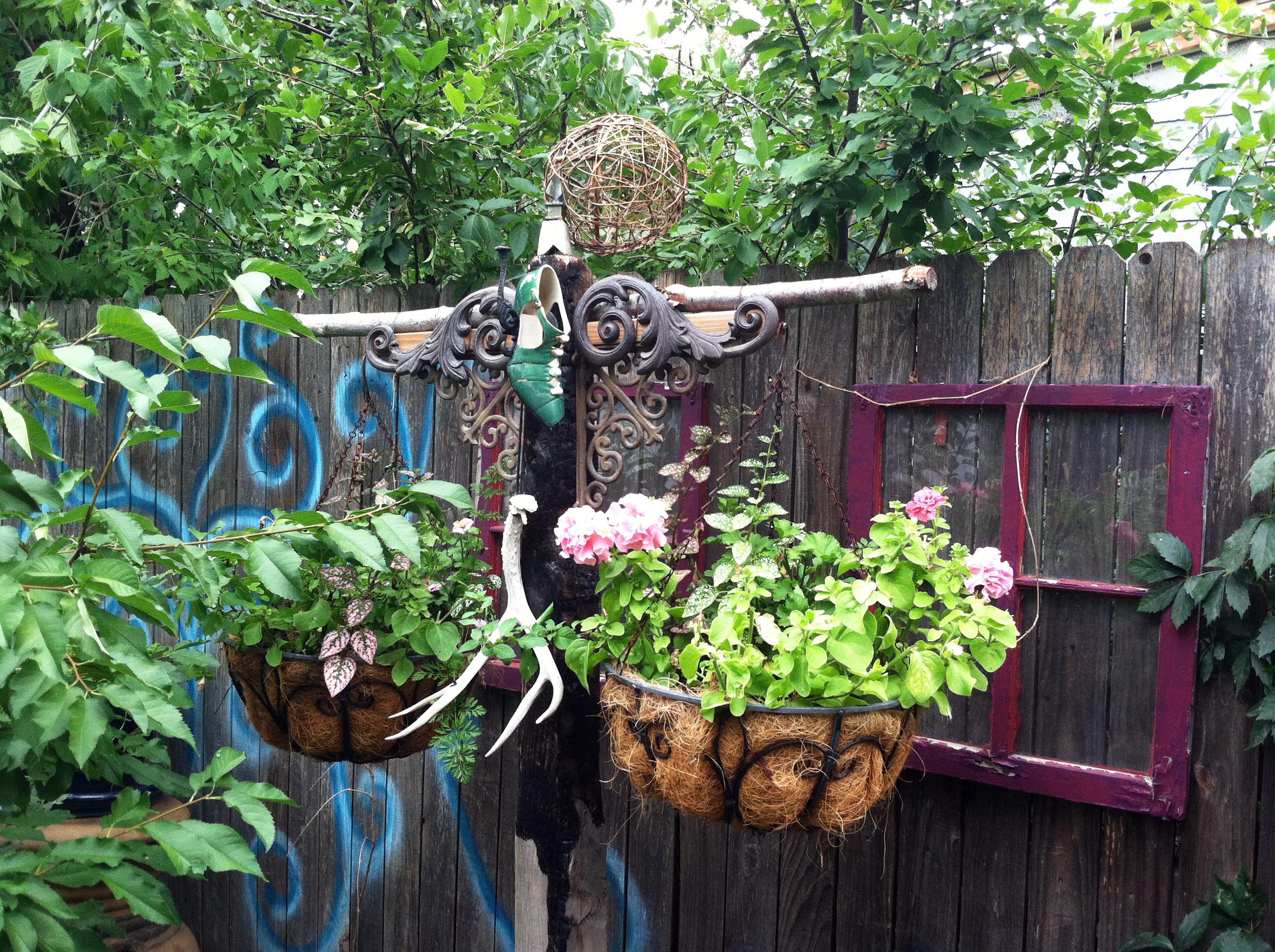 Part 2! Big Crazy Bohemian Garden…it\'s Not Mine, it\'s Tiffany\'s ...