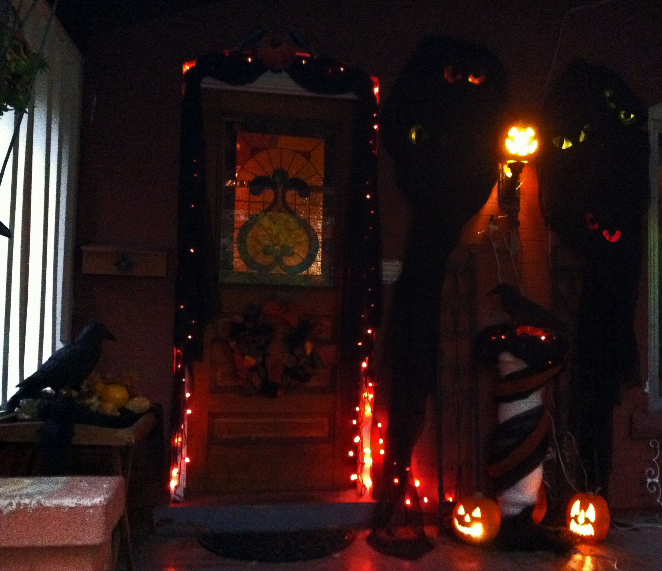 Porch Light Denver: The Eyes Have It…Spooky Halloween Goodness That Is. A Cool