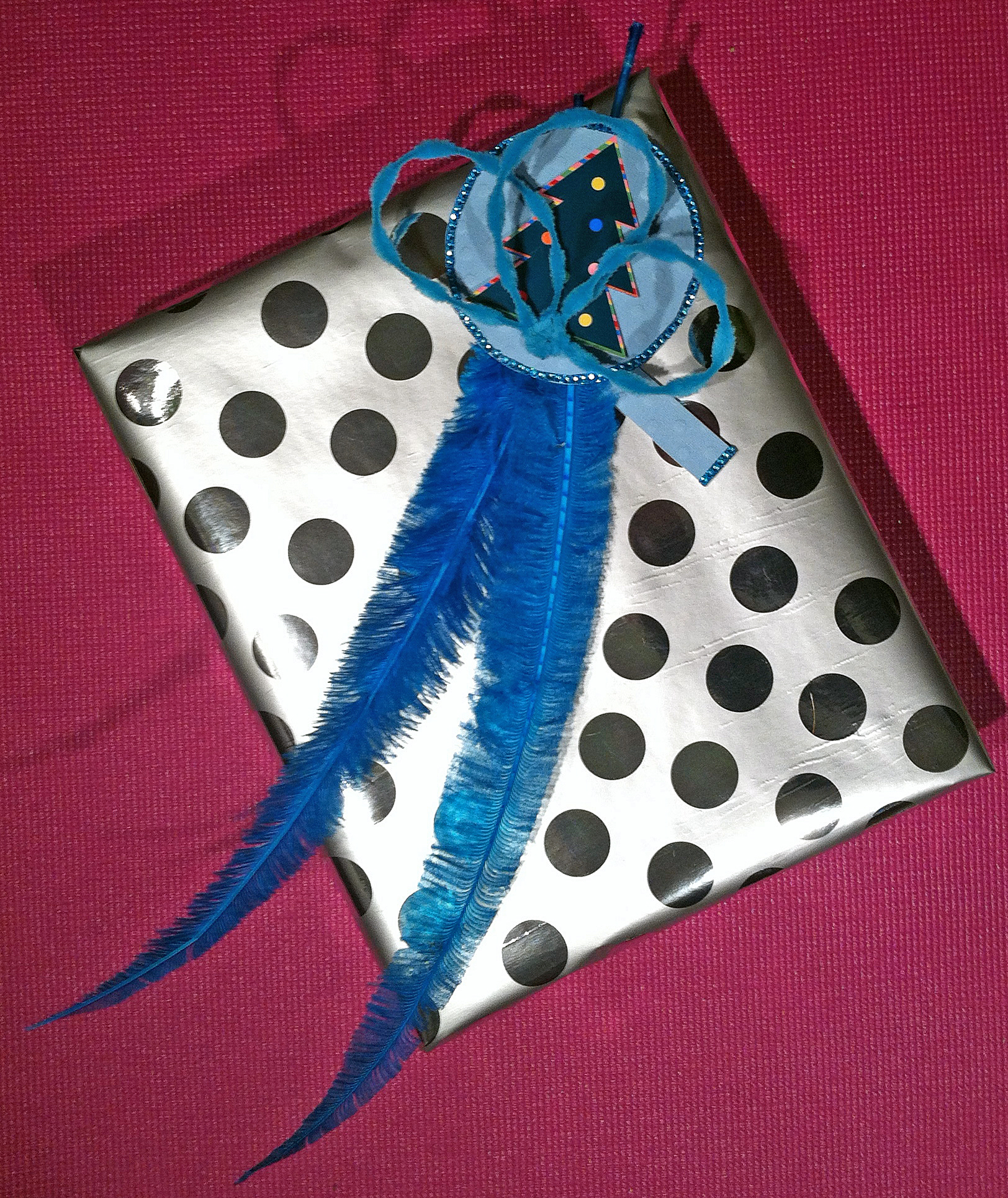 Gettin' Crazy with the Gift Wrap…Fun DIY Ideas for ... |Crazy Gift Wrapping Ideas