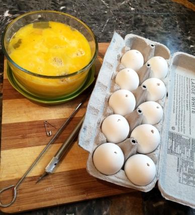 eggsblown