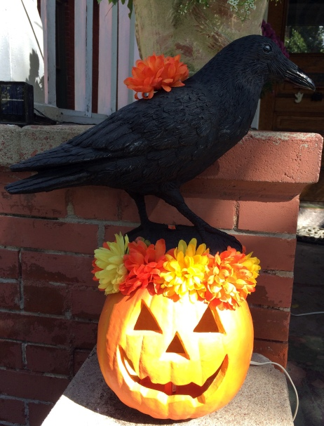 halloween2014porchcrow